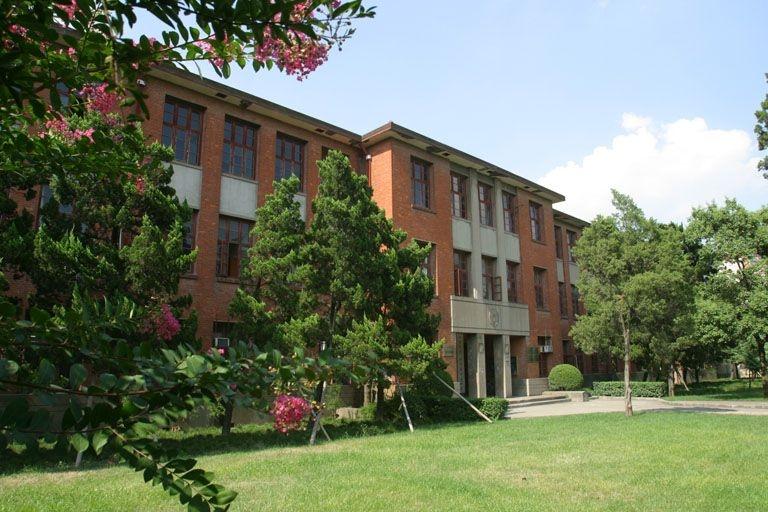 同济大学 教学楼