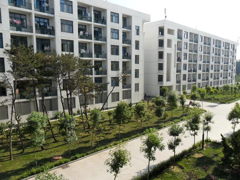 烟台南山学院 宿舍