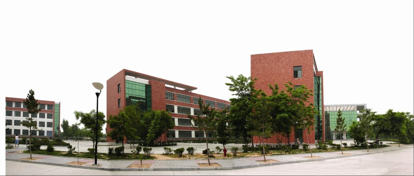 烟台南山学院 - 教学楼