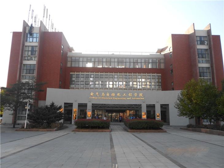 山东科技大学 教学楼