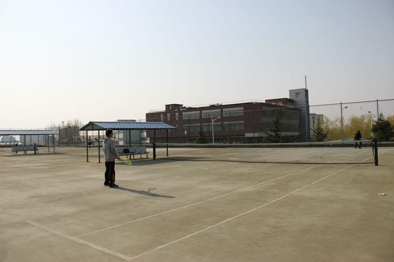 青岛理工大学琴岛学院 运动场所
