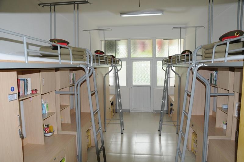 南京师范大学人民武装学院 宿舍
