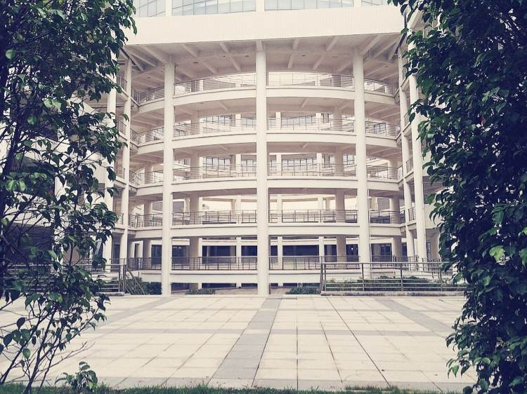 厦门理工学院 - 实验楼