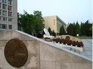 南京航空航天大学 雕塑