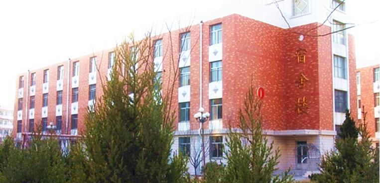 聊城大学东昌学院 一号宿舍楼图片