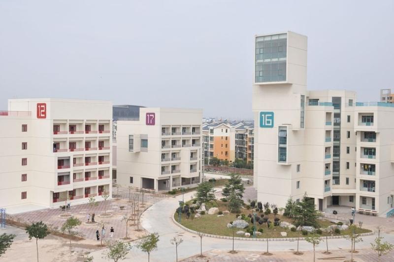 南开大学滨海学院 宿舍