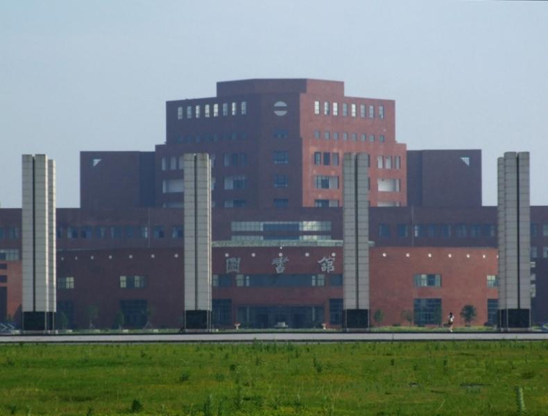 江西师范大学 图书馆图片