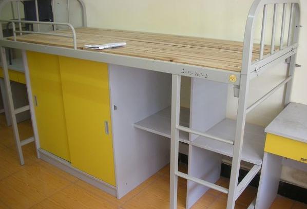 宿舍书桌图解安装步骤