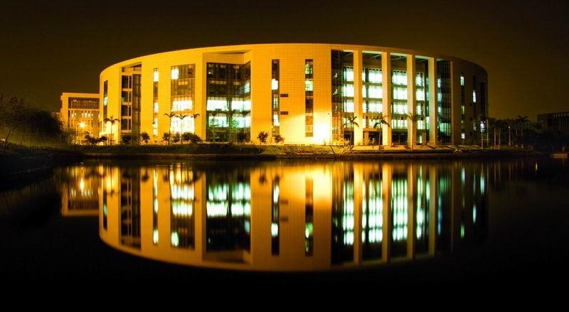 广州大学 图书馆