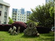 湖南师范大学 雕塑