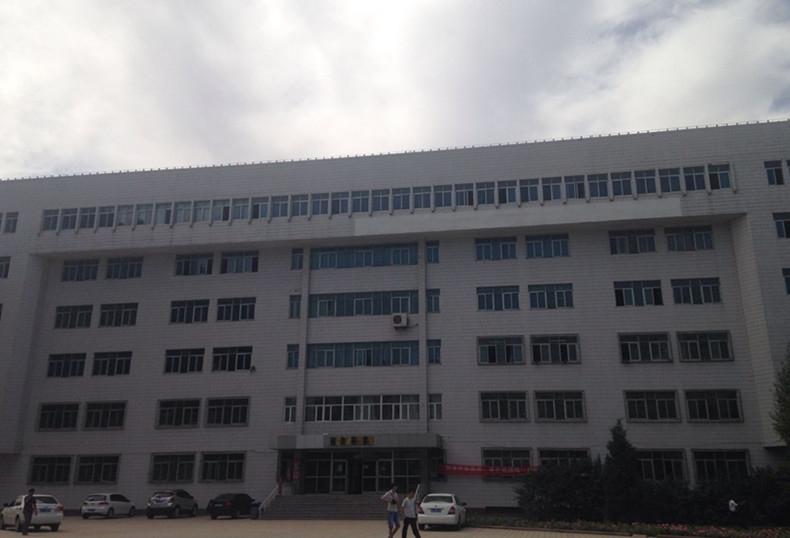 新疆大学 教学楼
