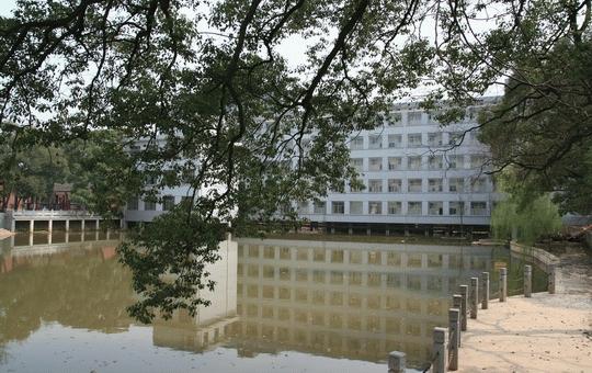 校园风光_中南林业科技大学招生网_优志愿