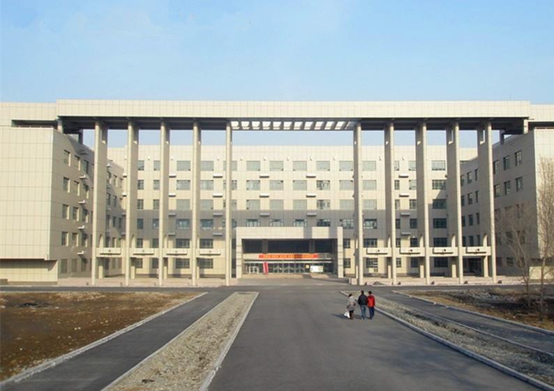新疆农业大学 教学楼