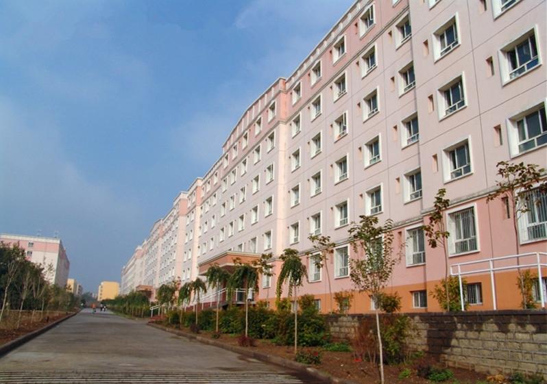 新疆农业大学 宿舍