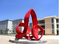 中南民族大学 雕塑