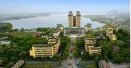 中南民族大学 绿化