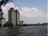 中南民族大学 行政楼