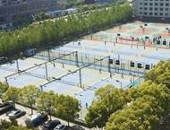 中南民族大学 运动场所