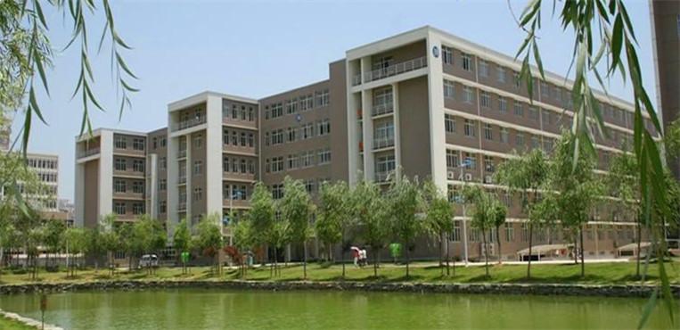 中南民族大学 教学楼