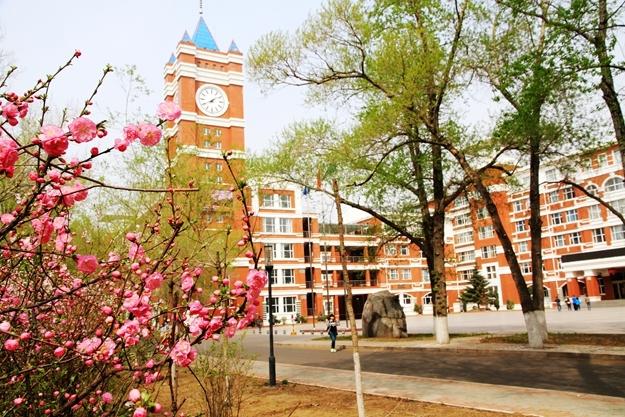 齐齐哈尔大学风光