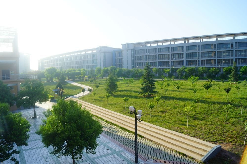 西安外国语大学 教学楼