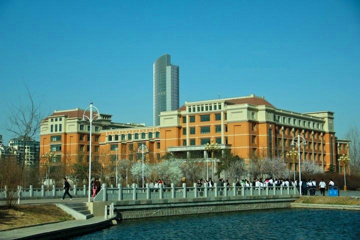 渤海大学 教学楼