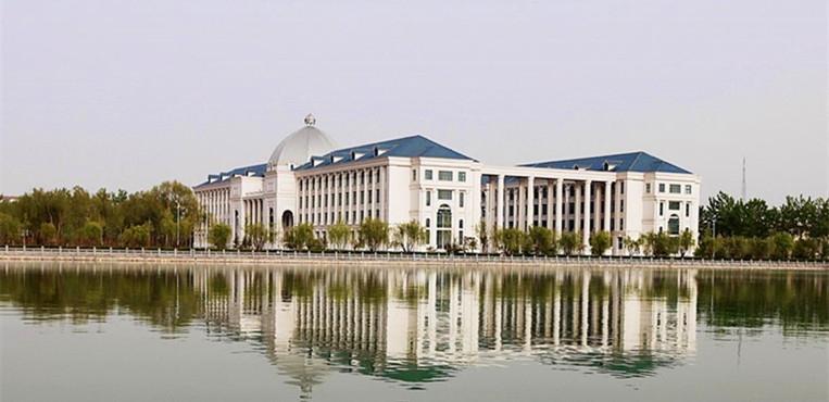 校园风光_商丘师范学院招生网