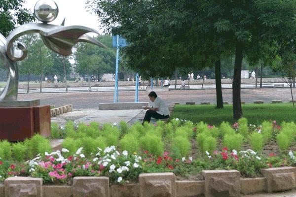 校园风光_滨州医学院招生网