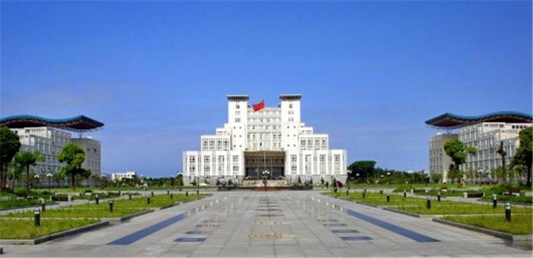 江汉大学 图书馆