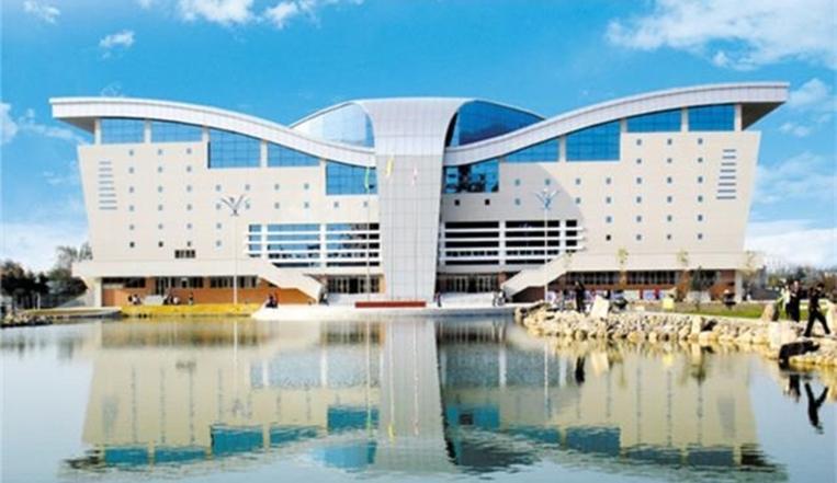 南阳师范学院 体育馆