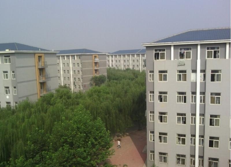 保定学院 宿舍图片