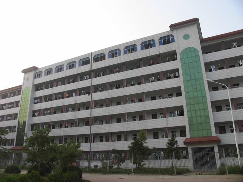 信阳农林学院 宿舍图片