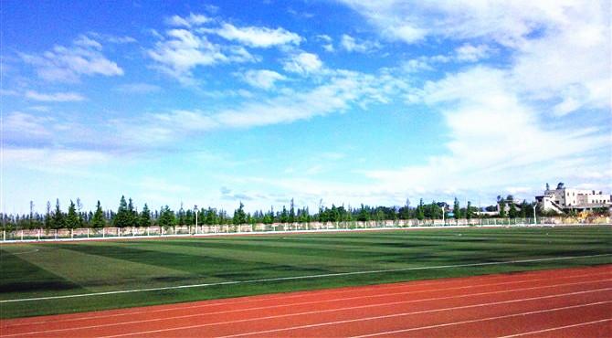辽河石油职业技术学院 运动场所