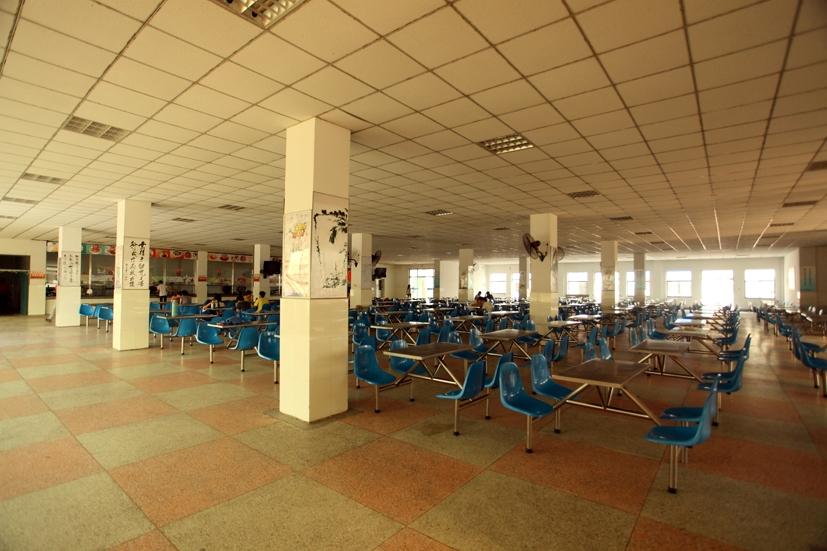 合肥共达职业技术学院 食堂