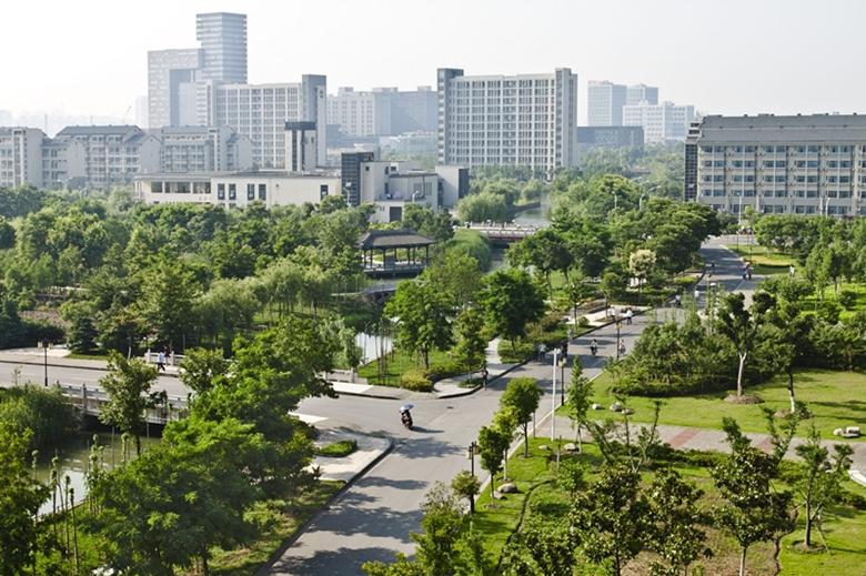 校园风光_江南大学招生网_优志愿