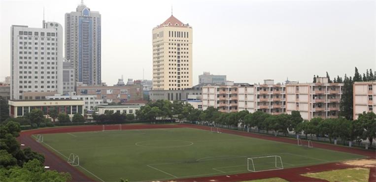 上海大学 操场