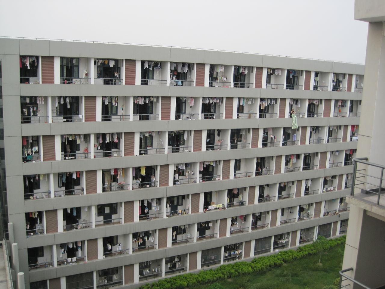 南京理工大学泰州科技学院 宿舍图片