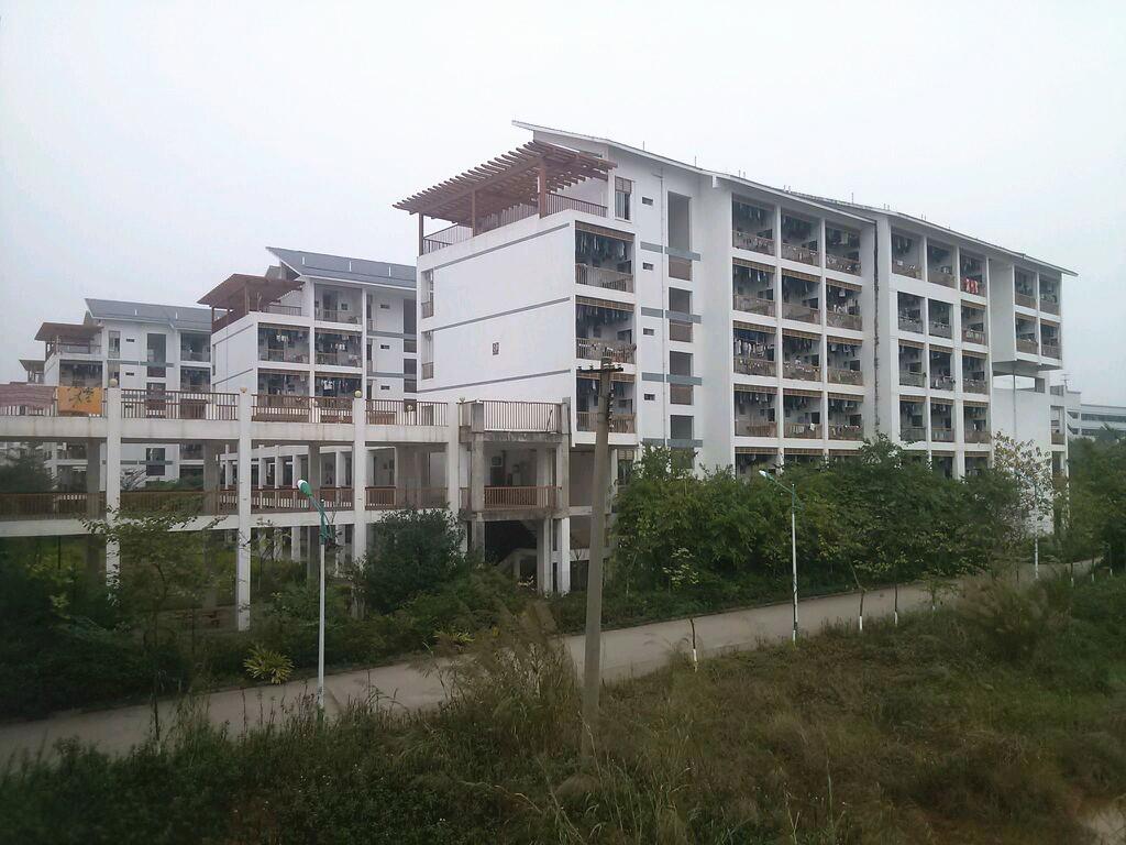 南宁职业技术学院 宿舍图片