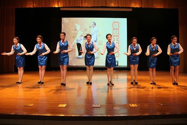 青岛港湾职业技术学院 比赛