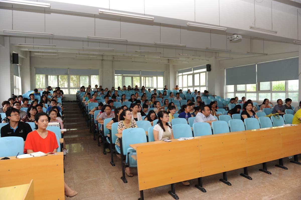 秦皇岛职业技术学院 学习
