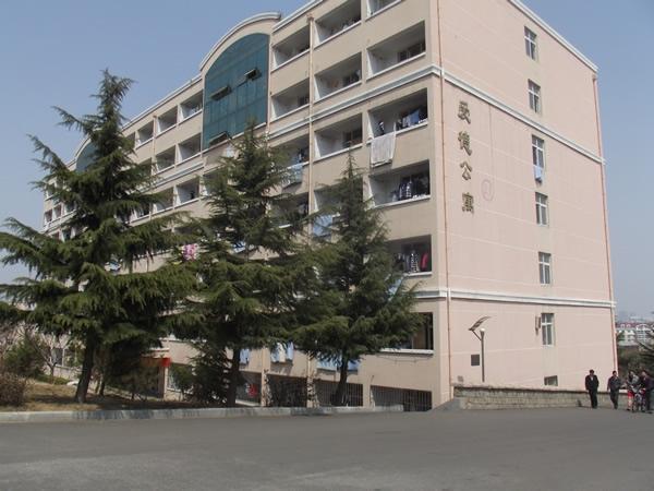 青岛滨海学院 宿舍