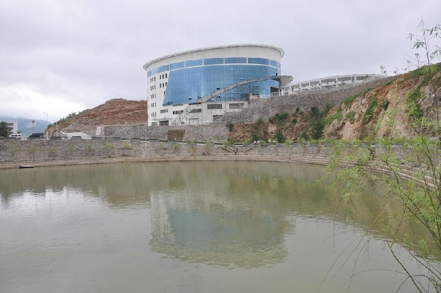 青岛恒星科技学院 文化场所