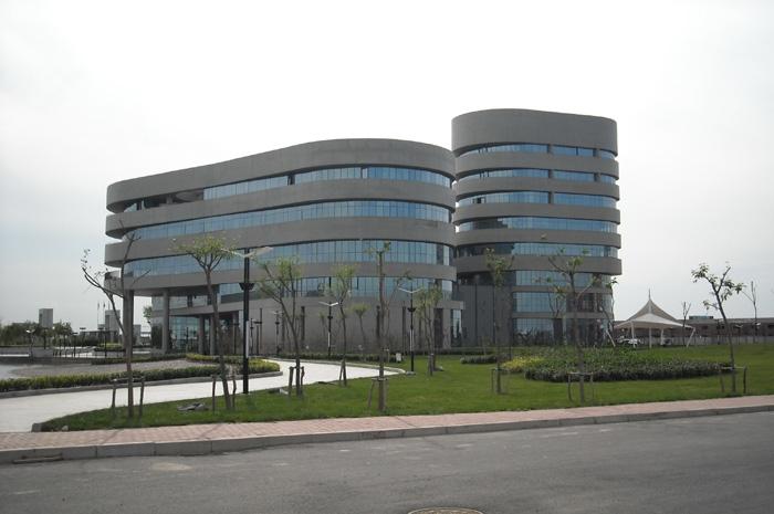 天津大学新校区 图书馆方案基本确定,图片尺寸:800×448,来自网页:htt