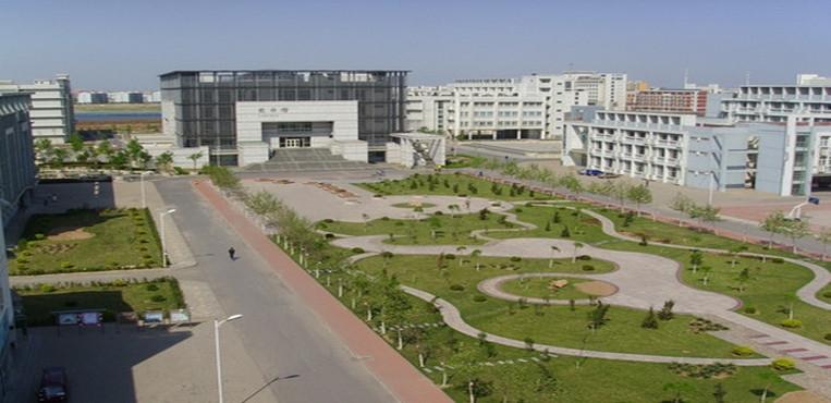 天津医科大学临床医学院 校园风景