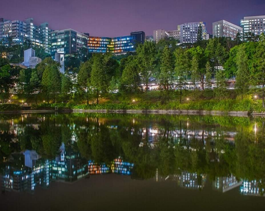 香港中文大学 景点