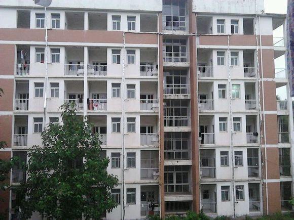 湖北师范大学文理学院 宿舍图片
