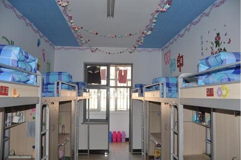 山西大学商务学院 宿舍图片