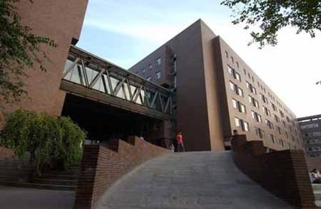 吉林艺术学院 教学楼