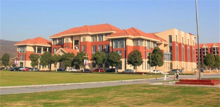 中国传媒大学南广学院 实验楼