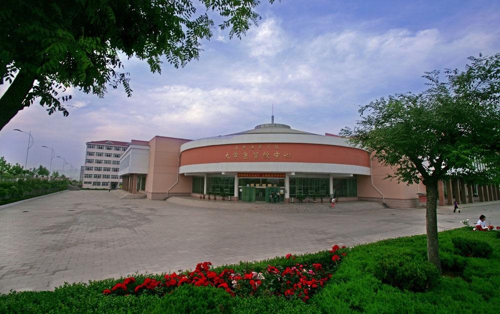 校园风光_上海体育职业学院招生网_优志愿